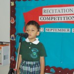 Recitation Competition