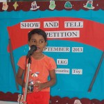 13.Show and Tell Competition