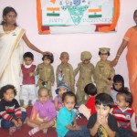 pre school - Independence Day