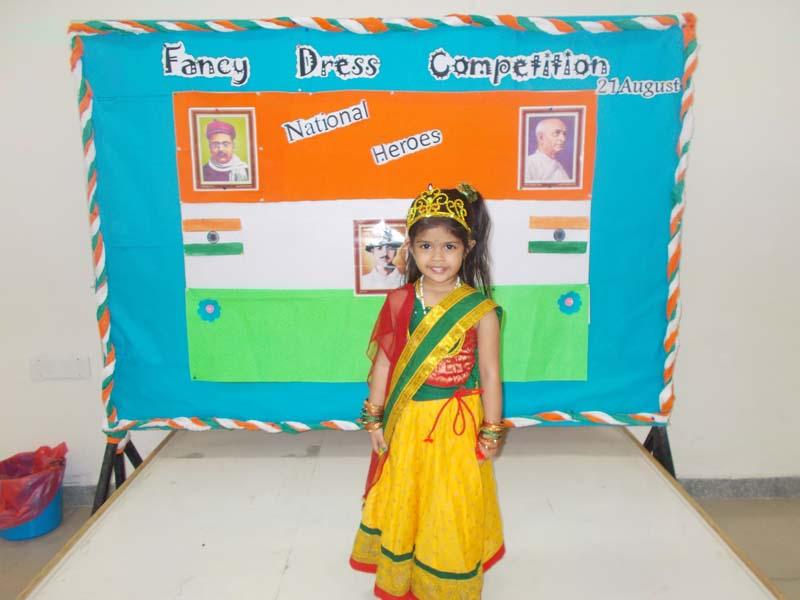 Fancy Dress Competitio