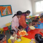 Playschool Kitchenette Activity-Preprimary