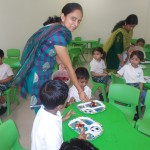 Kitchenette Activity-Preprimary School