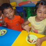 Daycare Kitchenette Activity-Preprimary