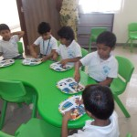 Whitefield School's Kitchenette Activity-Preprimary