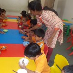 Bangalore Schools Kitchenette Activity-Preprimary