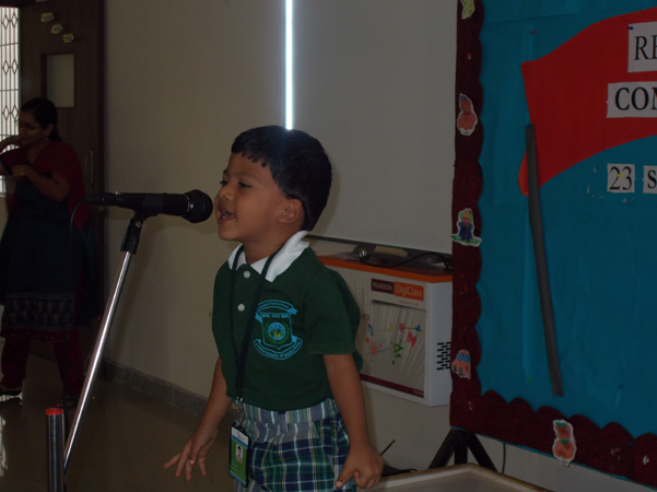 Show & tell competition 9
