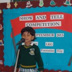 Show and Tell Competition