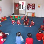 Playschool Red day